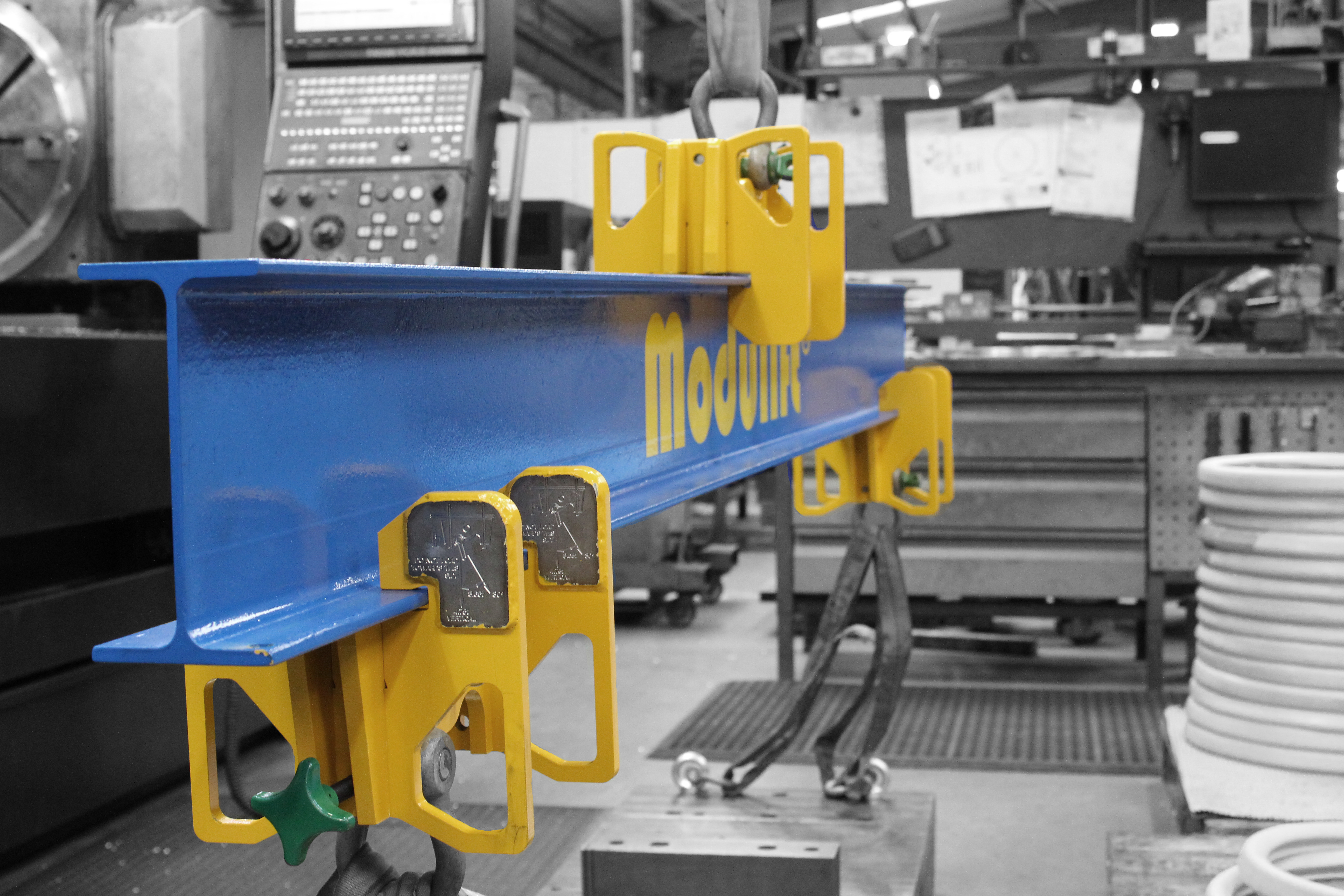 Modulift Adjustable Lifting/Spreader beam