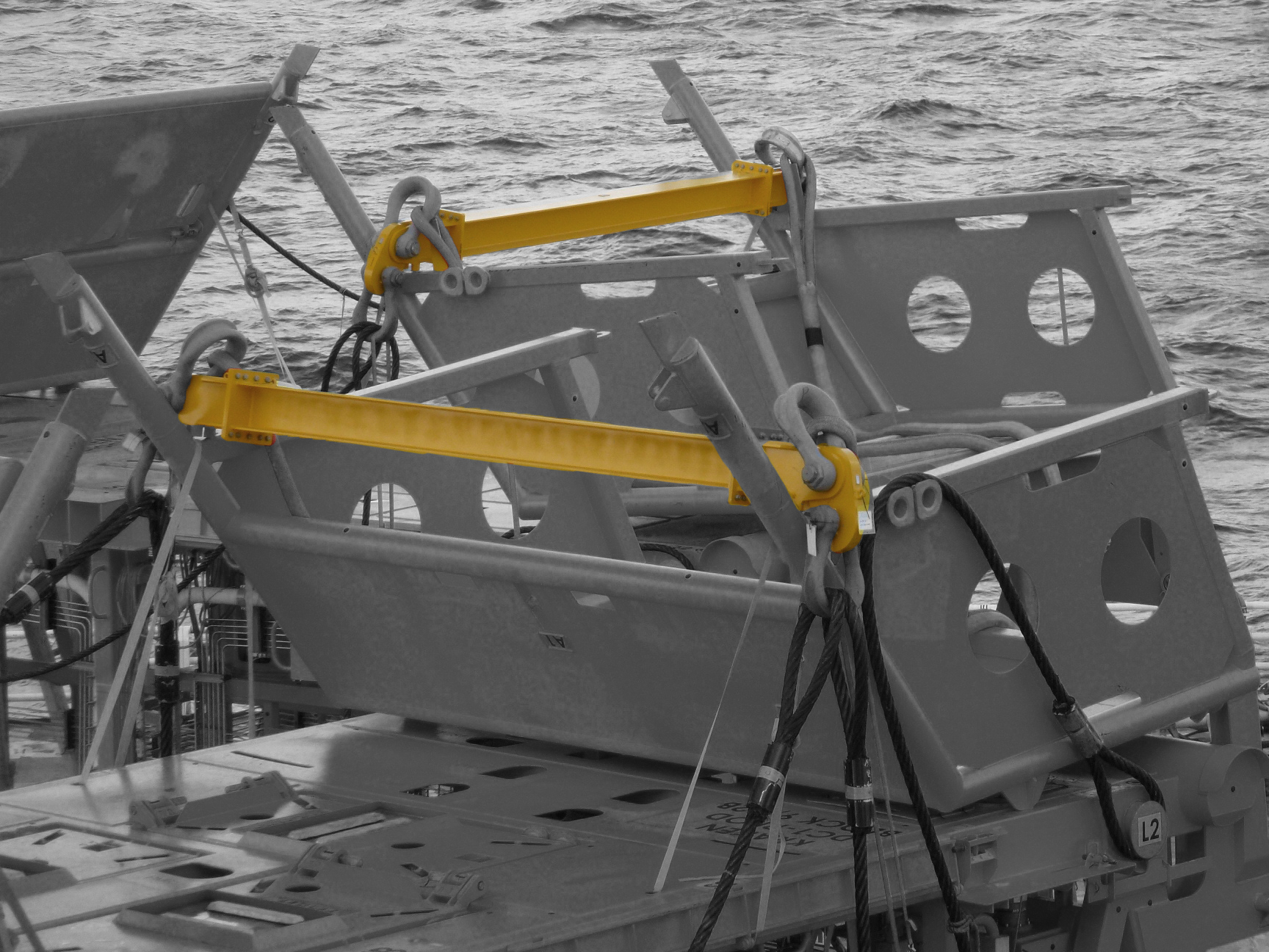 Modulift Subsea Spreader Beam