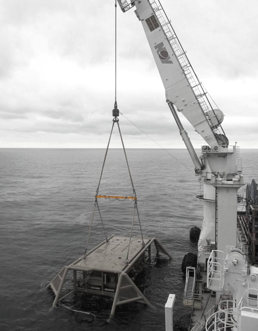 Modulift Refurbishes Subsea Beams for Oil and Gas Project