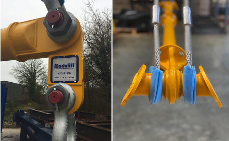 Product Innovation is the key to Modulift's continued success