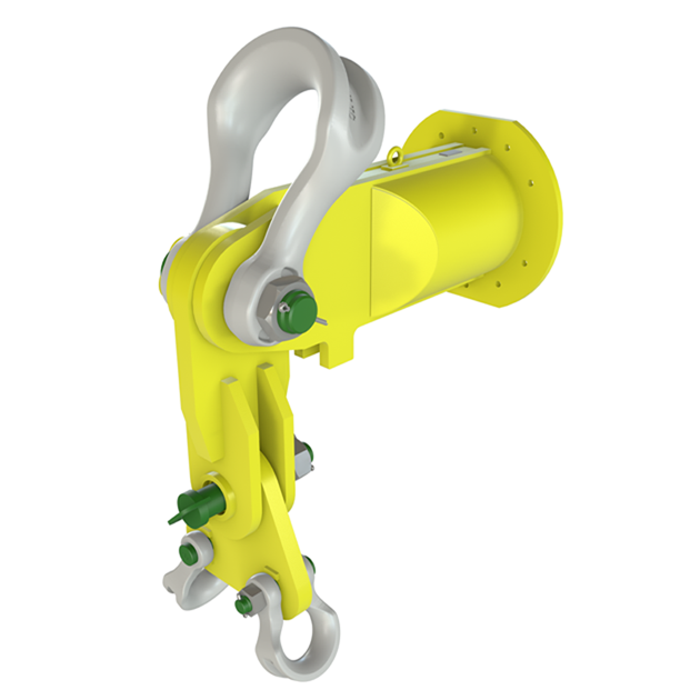 Clevis Drop Link and Delta Plate